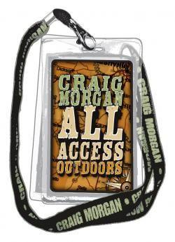 Show Craig Morgan All Access Outdoors