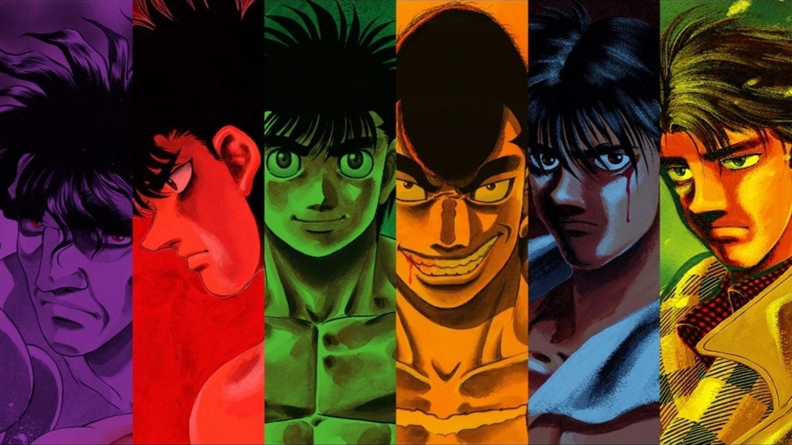 Anime Первый Шаг