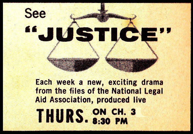 Show Justice (1954)