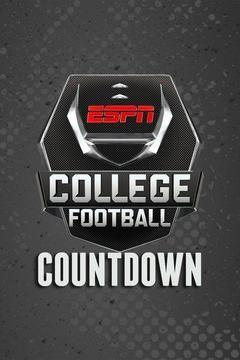Сериал College Football Countdown