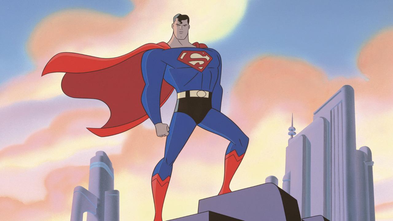 Show Супермен