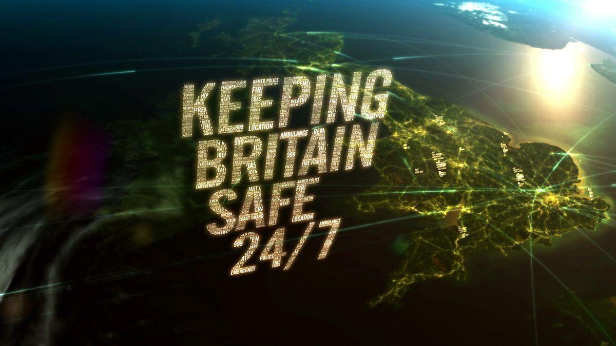 Сериал Keeping Britain Safe 24/7