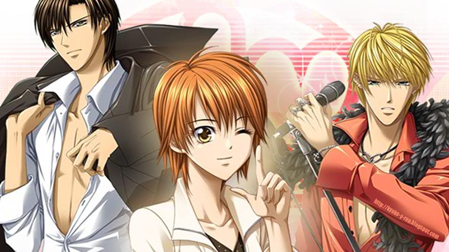 Anime Skip Beat!