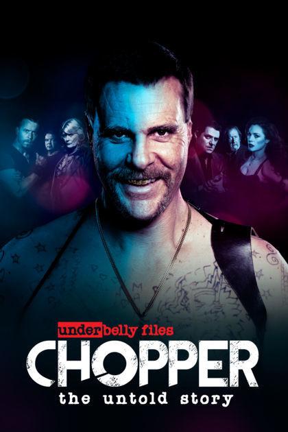 Show Underbelly Files: Chopper