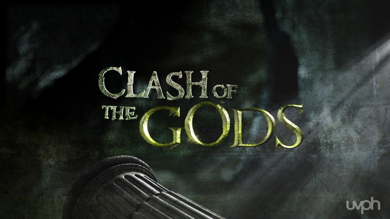 Сериал Битвы богов