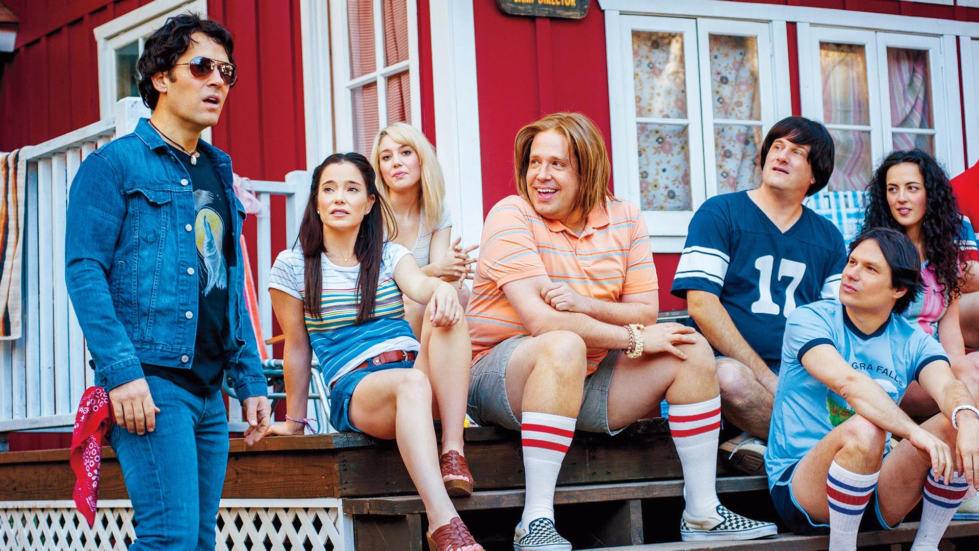 Show Wet Hot American Summer: First Day of Camp