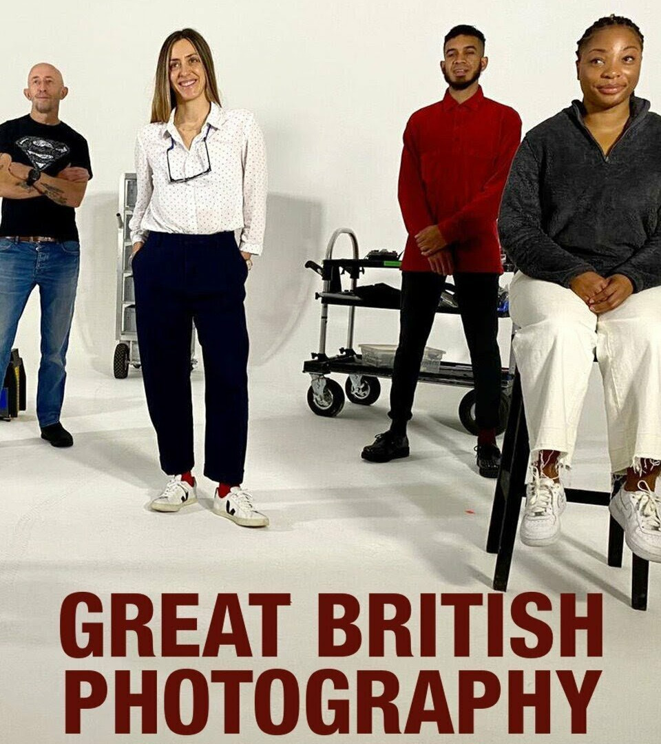 Сериал The Great British Photography Challenge