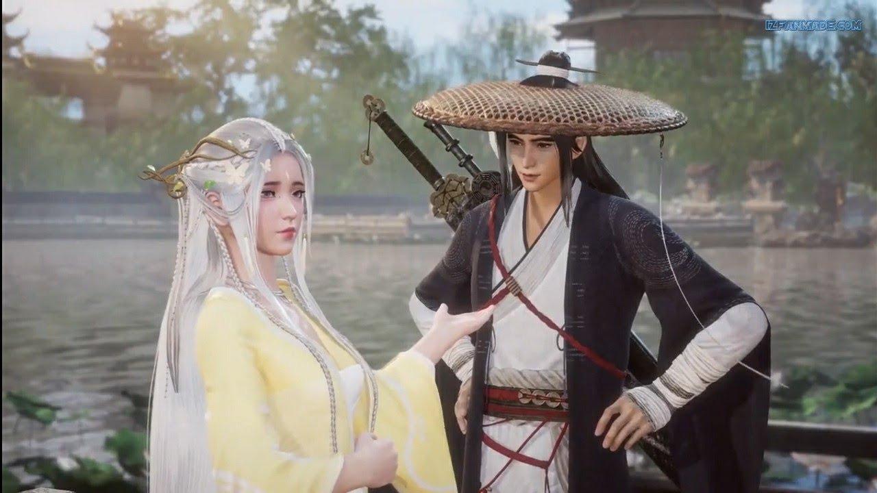 Anime Xian Feng Jian Yu Lu