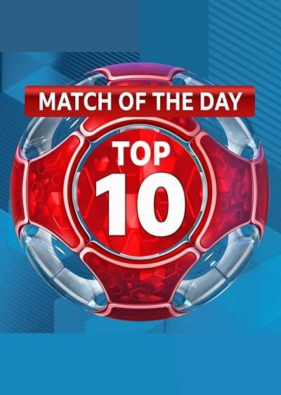 Show Match of the Day: Top 10 Podcast
