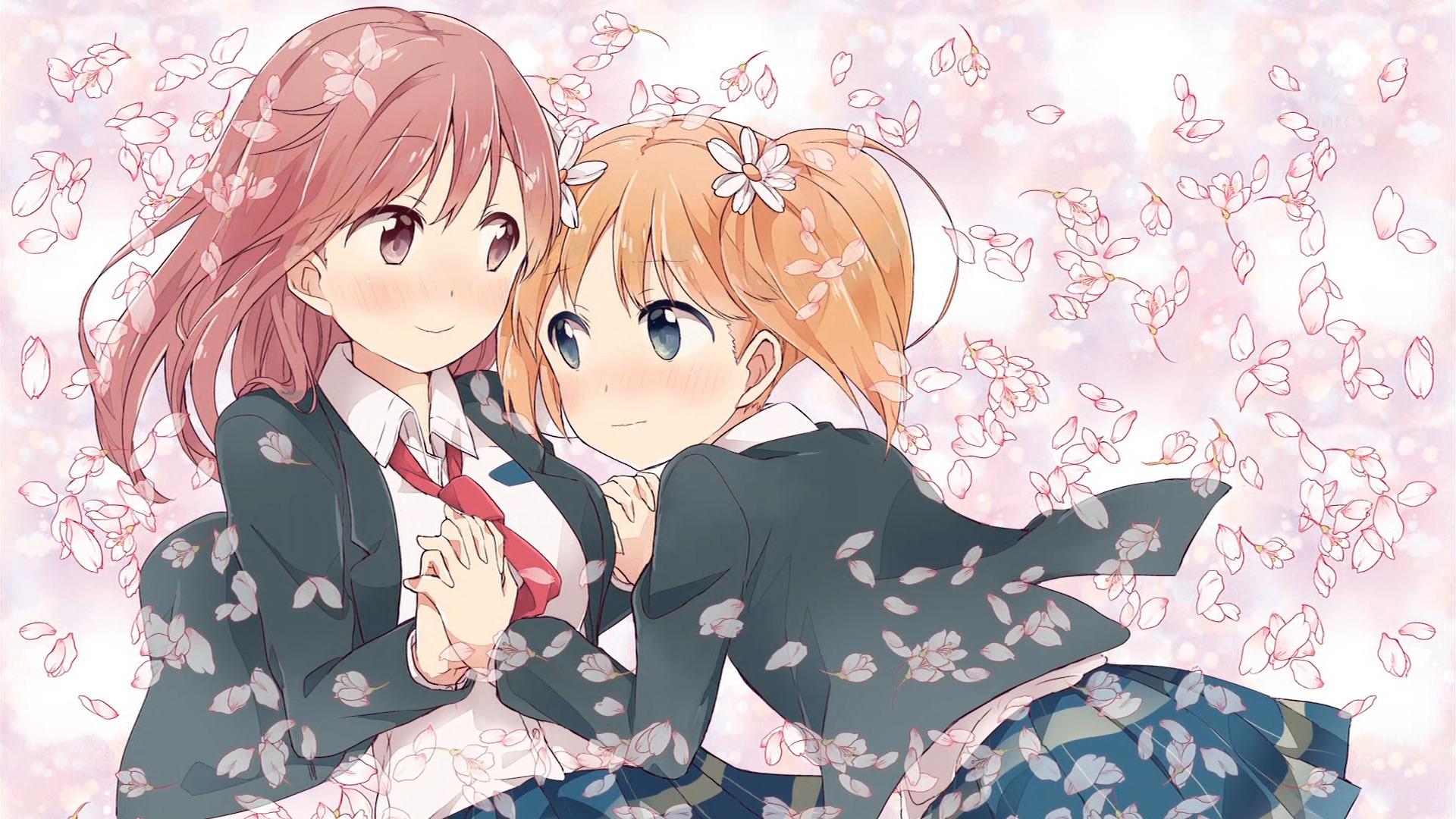Anime Sakura Trick