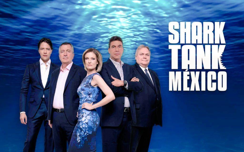 Сериал Shark Tank Mexico