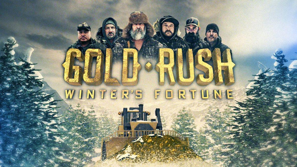 Show Gold Rush: Winter's Fortune