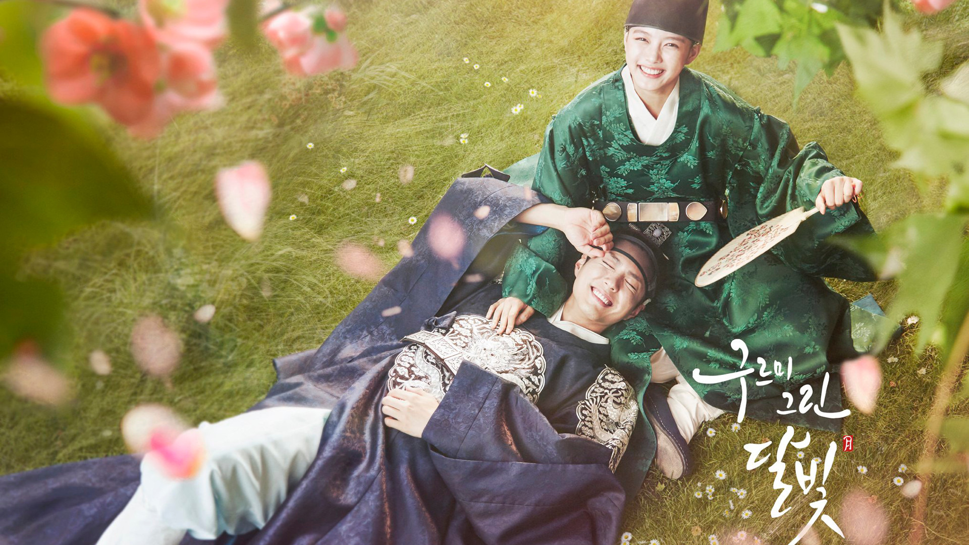 Show Moonlight Drawn by Clouds