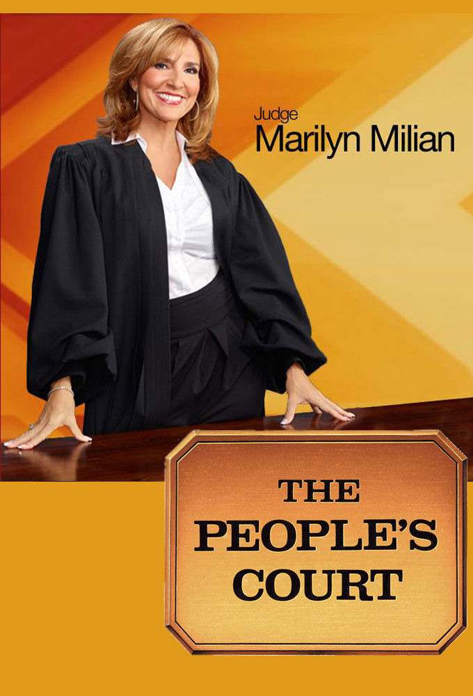 Сериал The Peoples Court