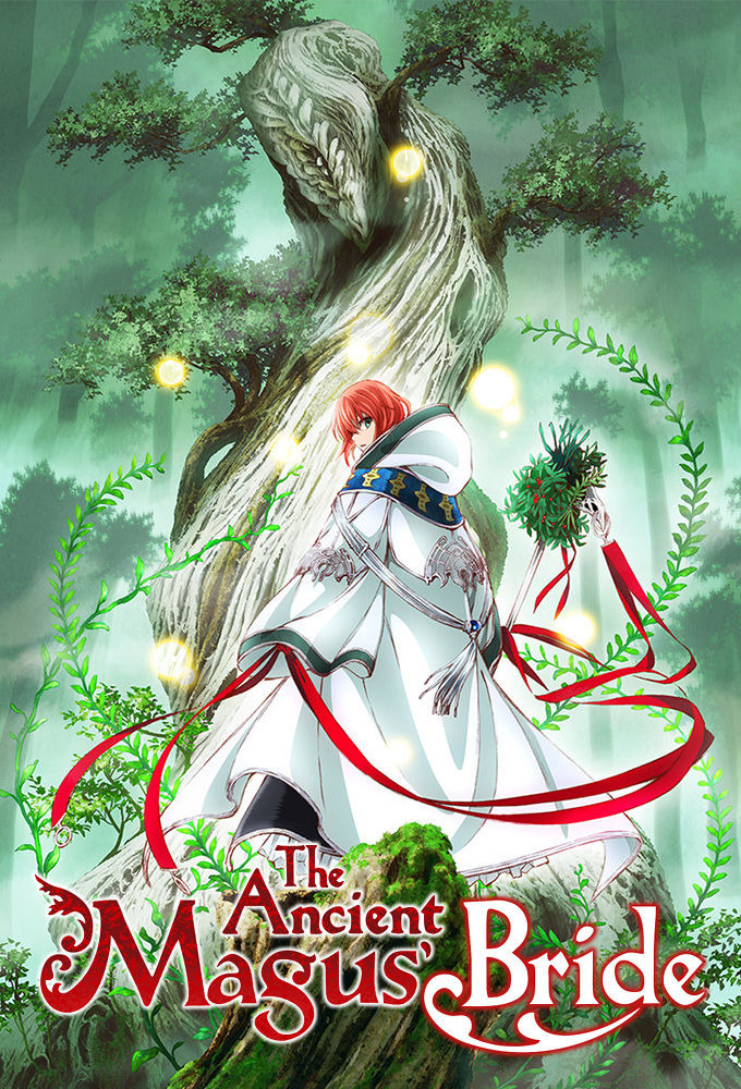 Anime The Ancient Magus' Bride