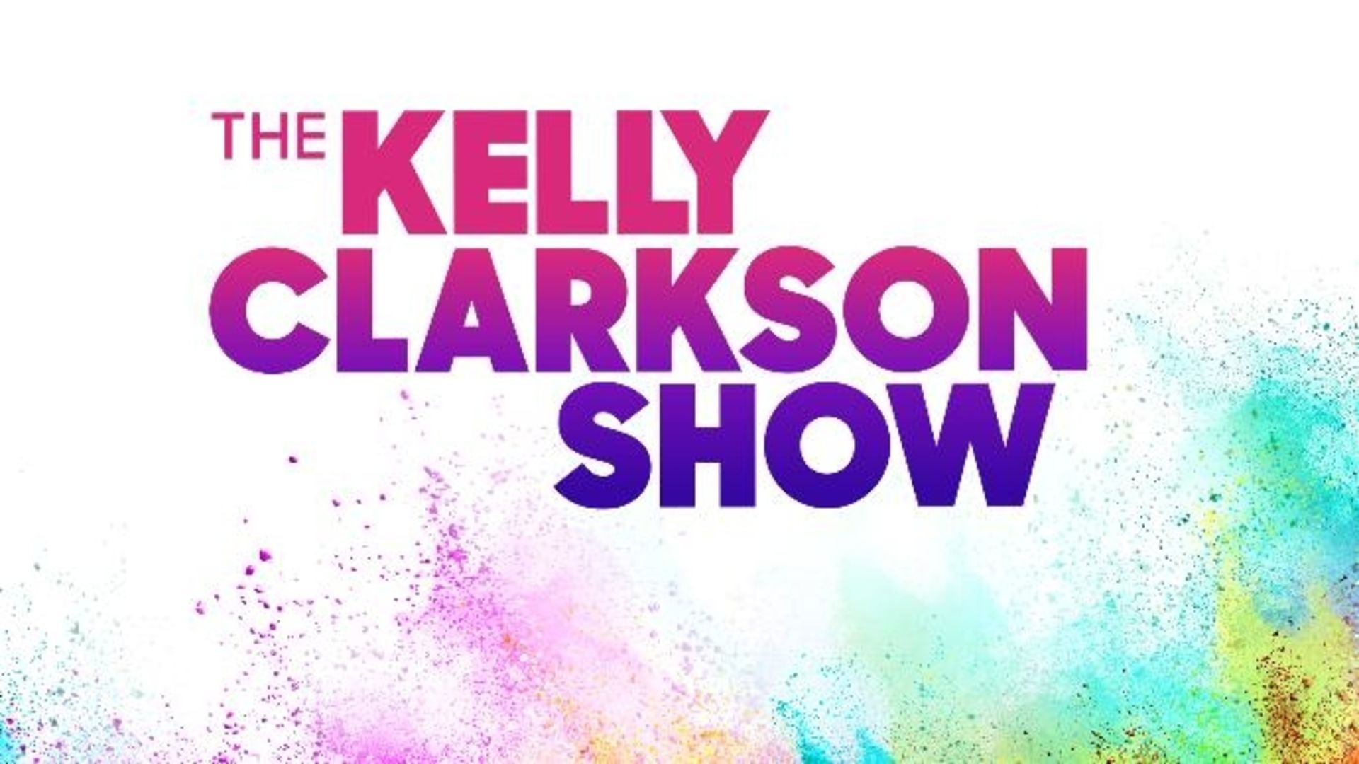 Show The Kelly Clarkson Show