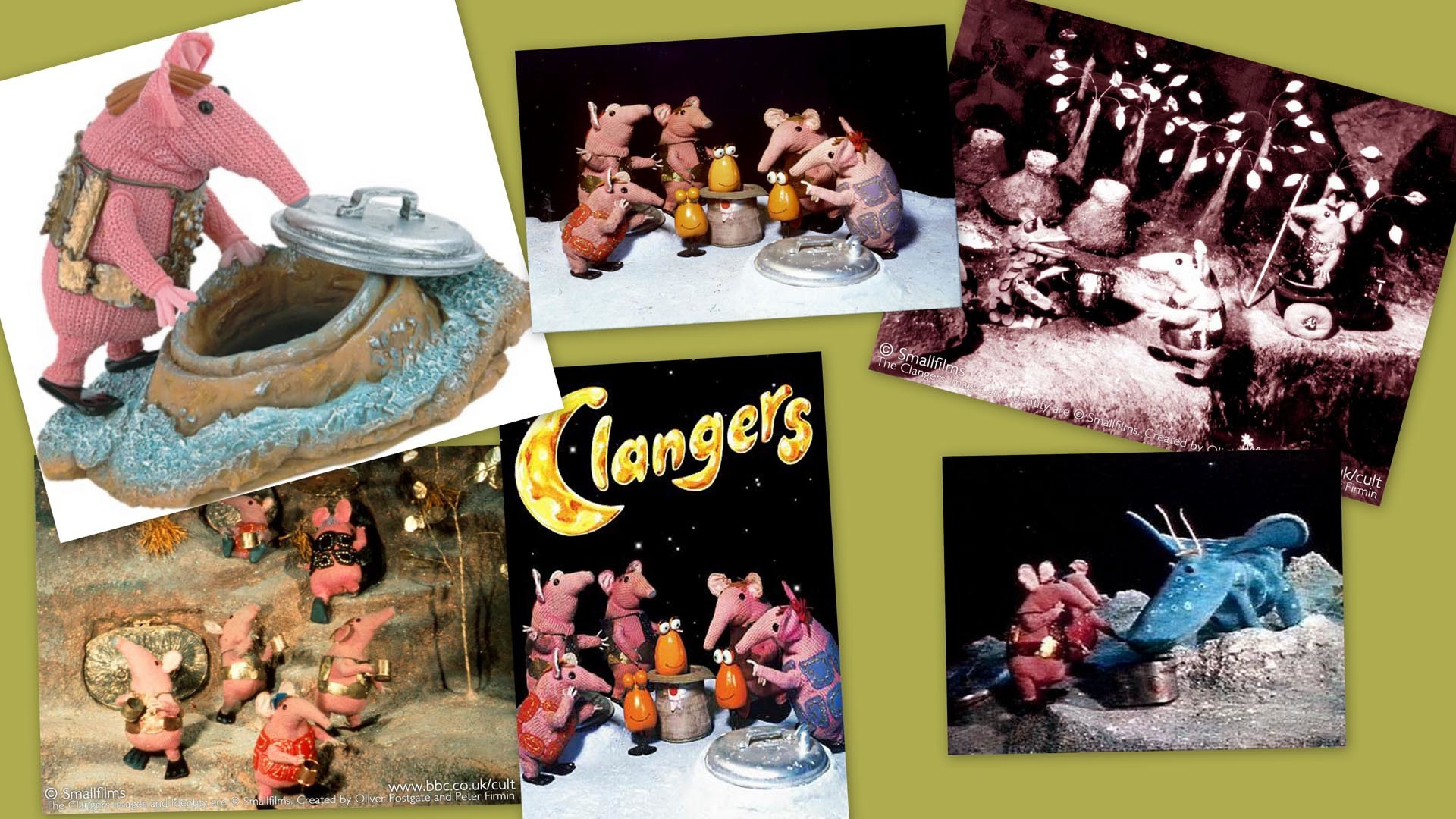 Show Clangers
