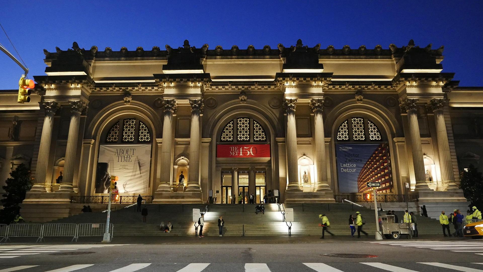 Сериал Inside the Met