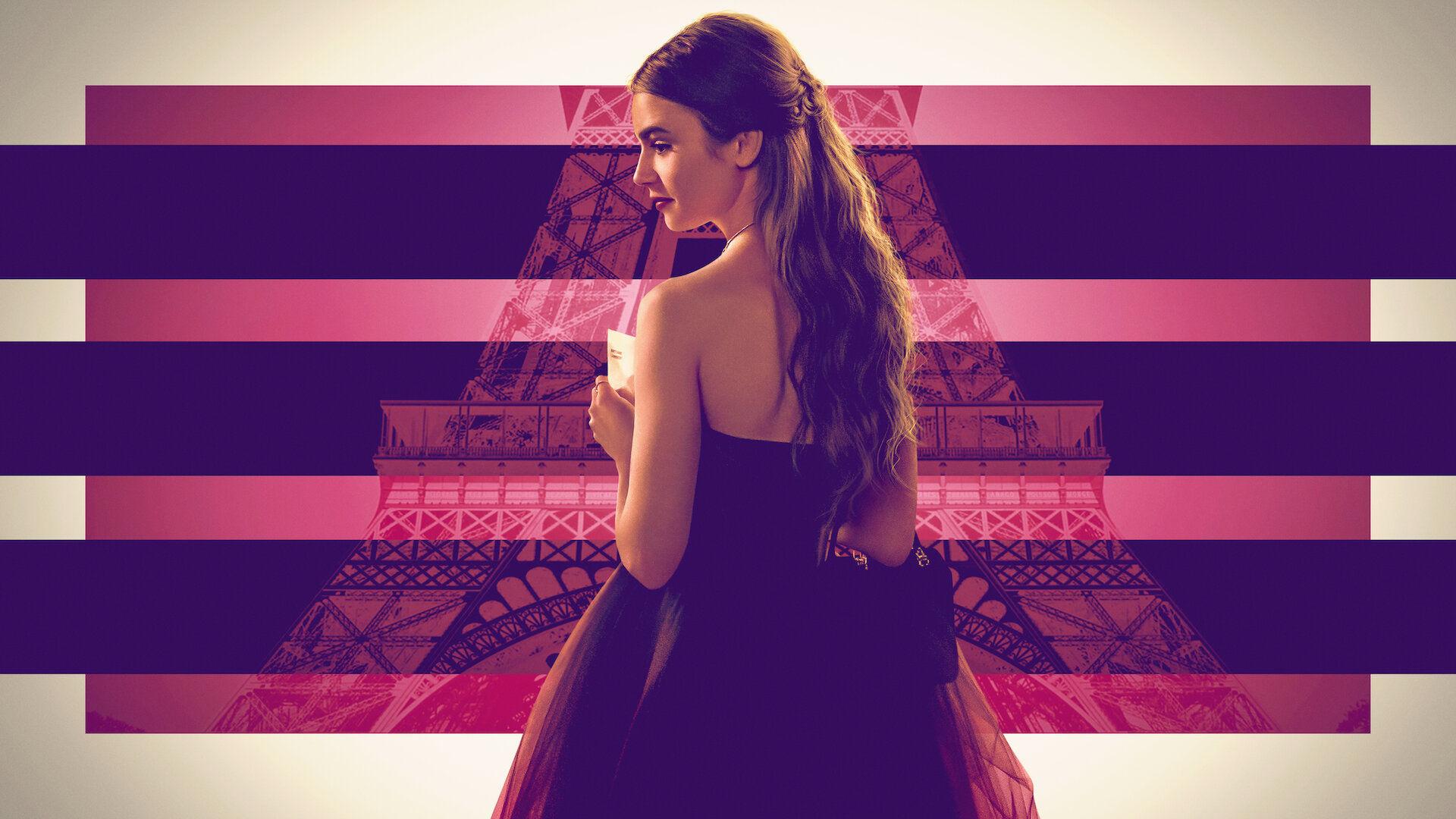 Сериал Эмили в Париже