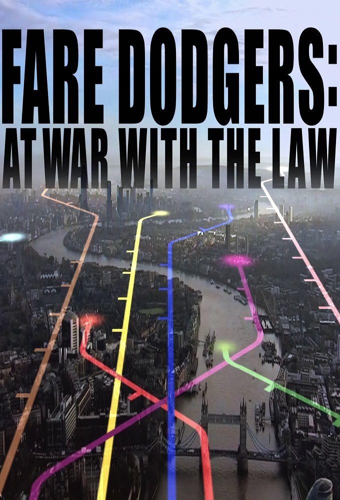 Сериал No Ticket No Travel: Fare Dodging Wars