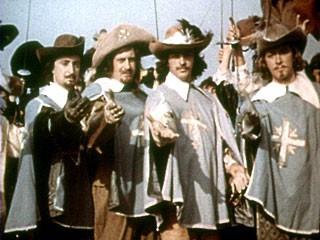 Show Д'Артаньян и три мушкетёра