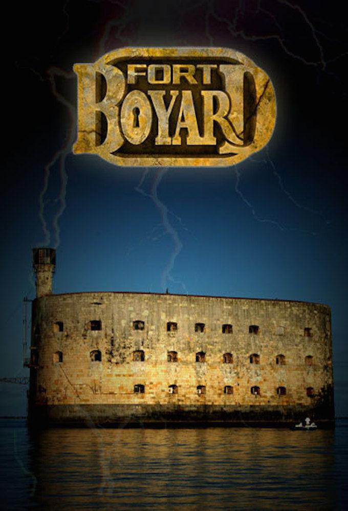 Сериал Форт Боярд