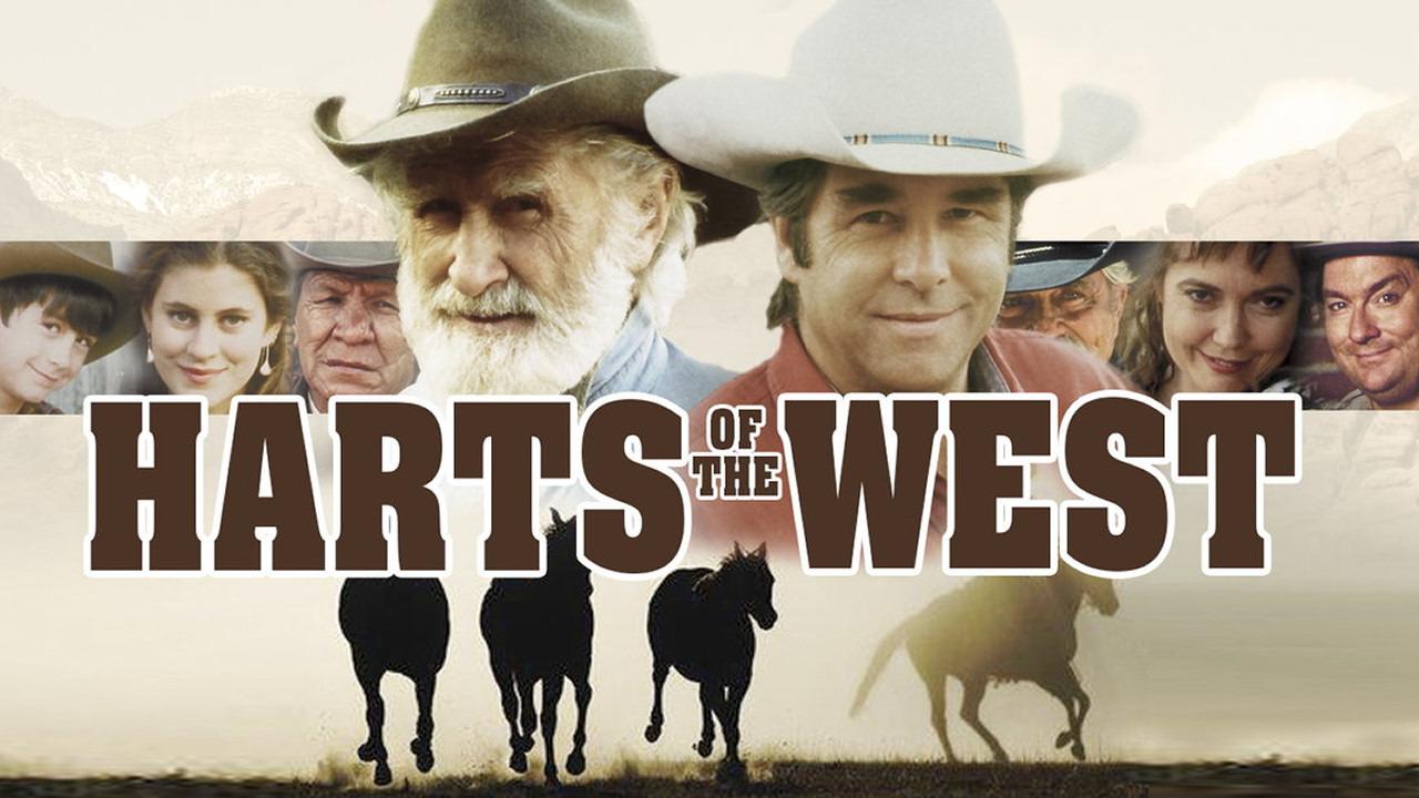 Сериал Сердца запада