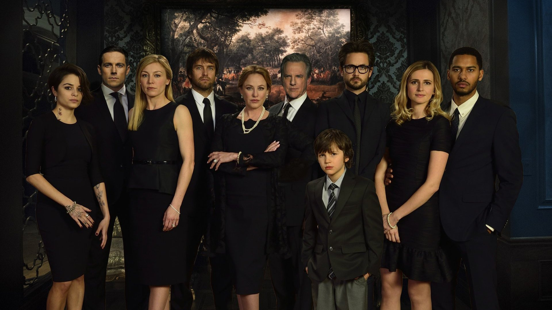 Show American Gothic