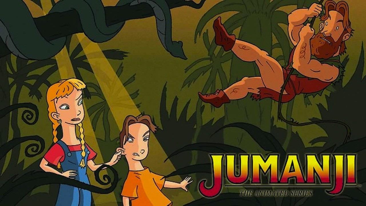 Show Jumanji