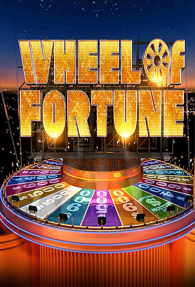 Сериал Wheel of Fortune