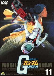 Anime Mobile Suit Gundam