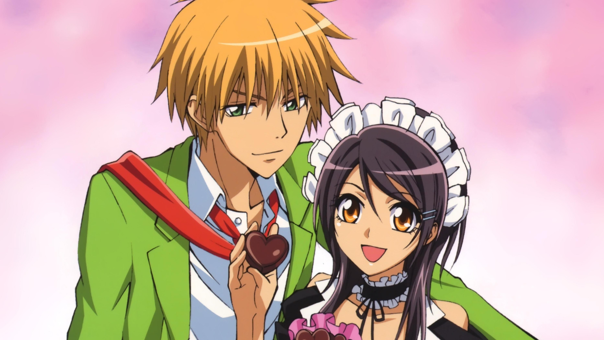 Anime Kaichou wa Maid-sama!