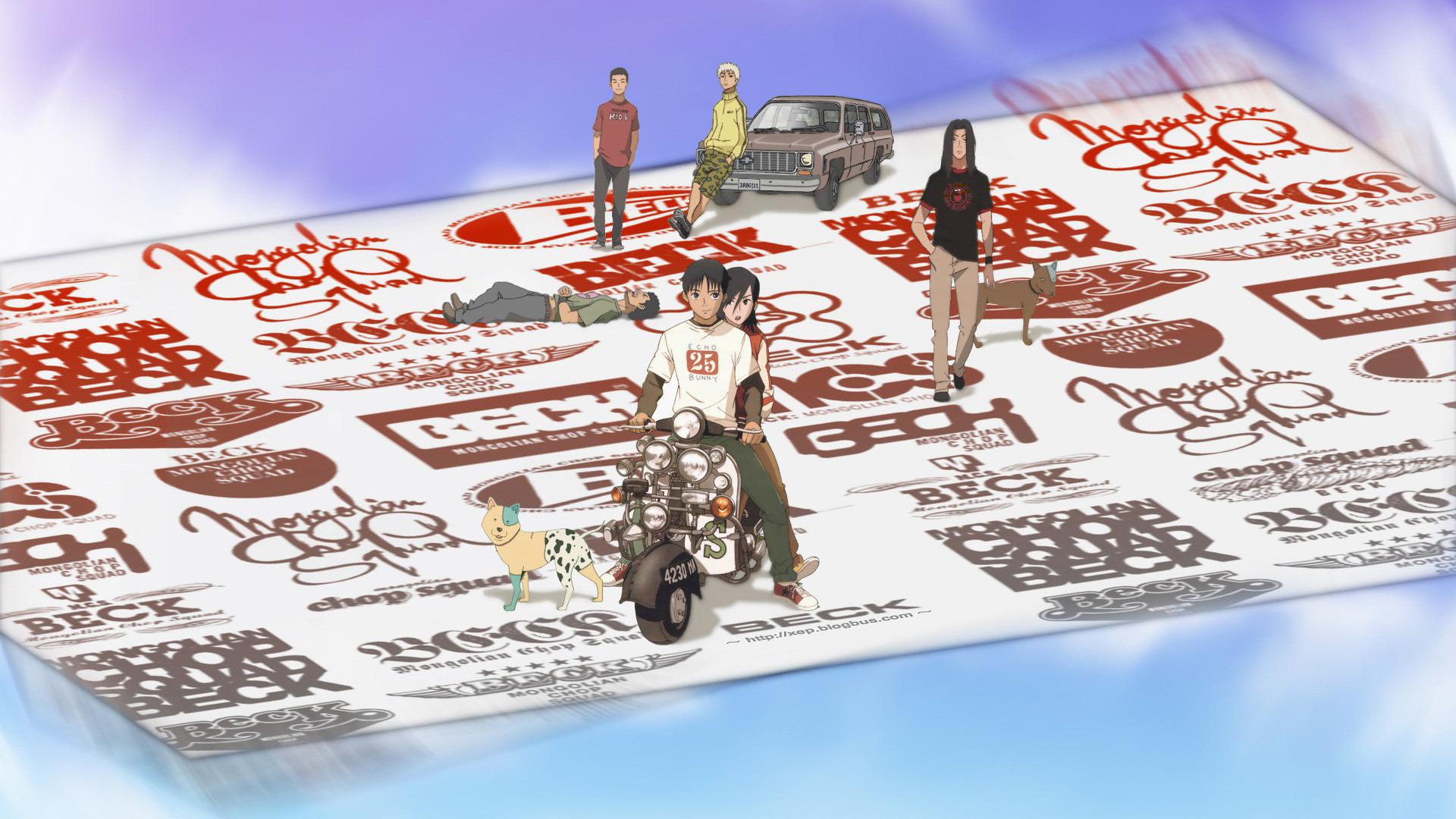 Anime Beck: Mongolian Chop Squad