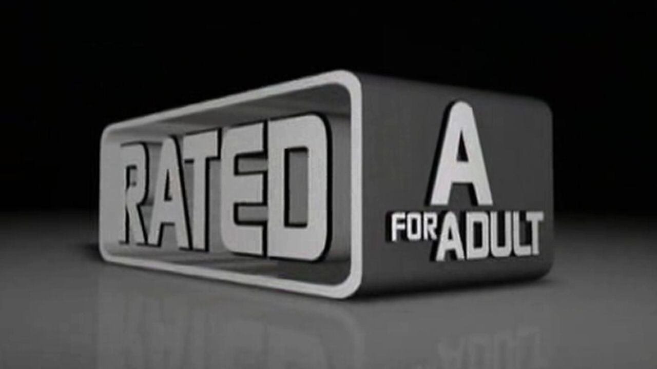 Show Rated A For Adult