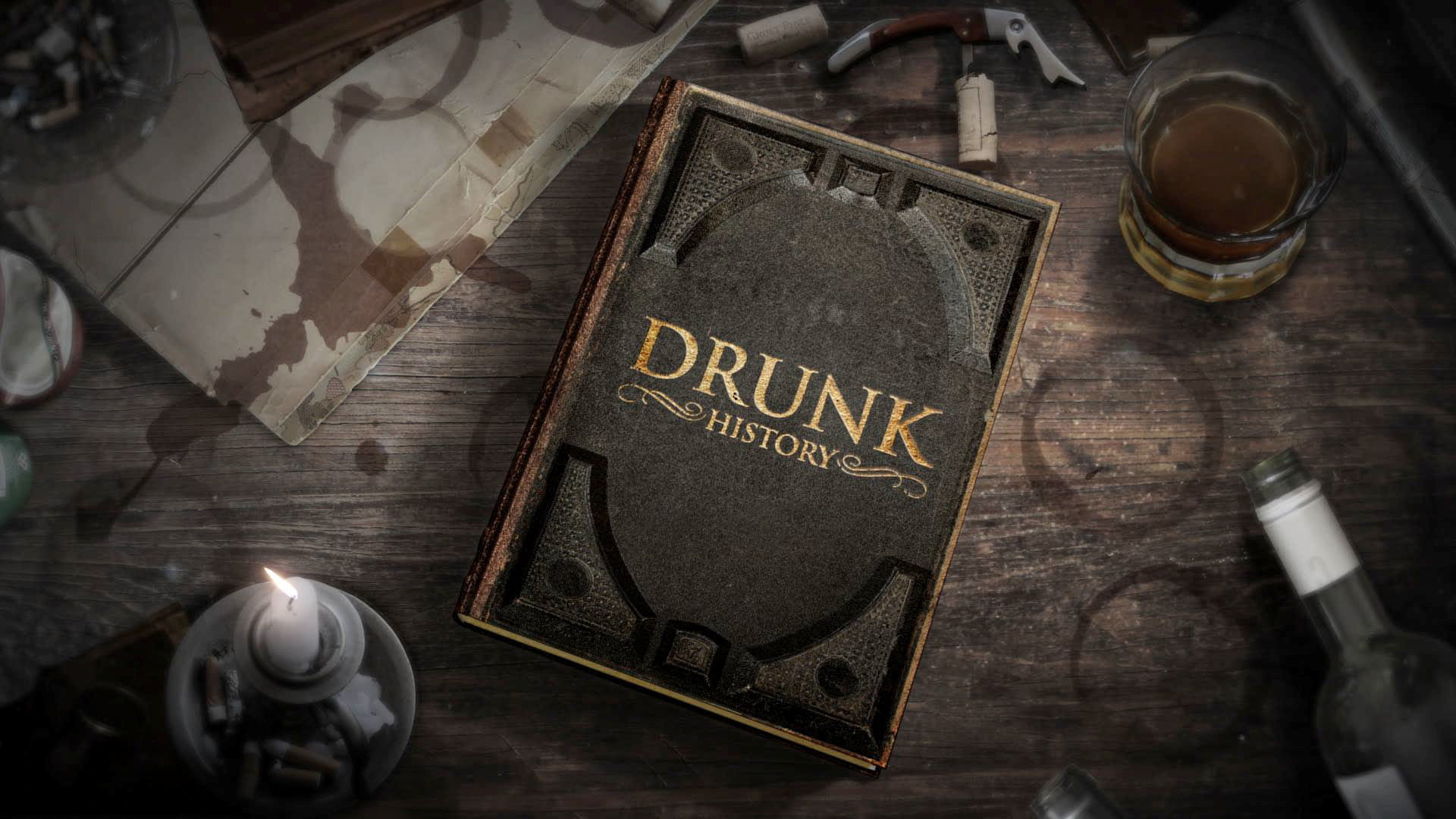 Show Drunk History