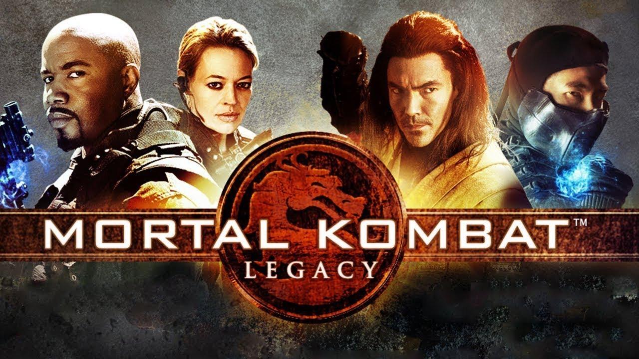 Show Mortal Kombat: Legacy