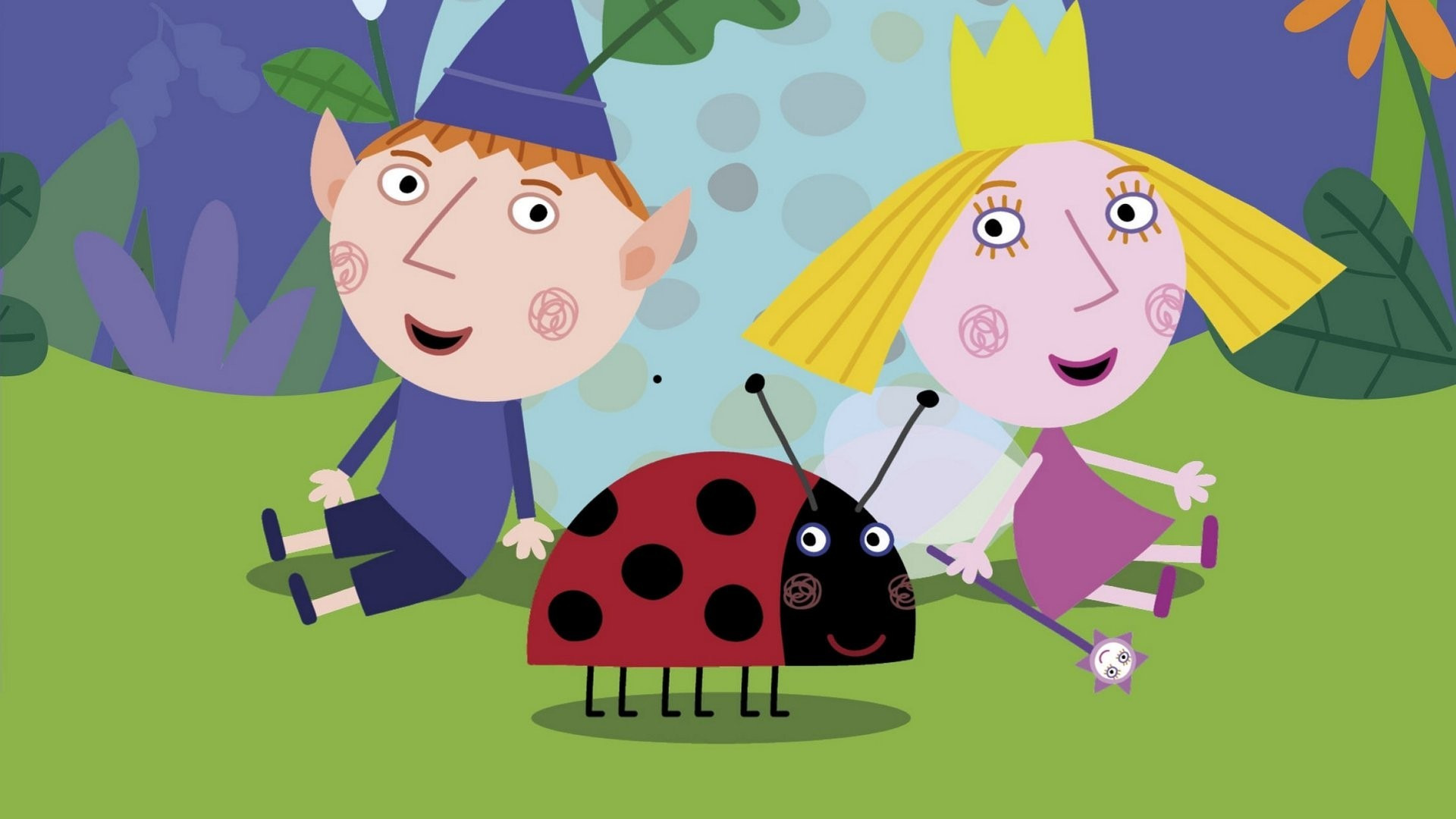 Show Ben & Holly's Little Kingdom