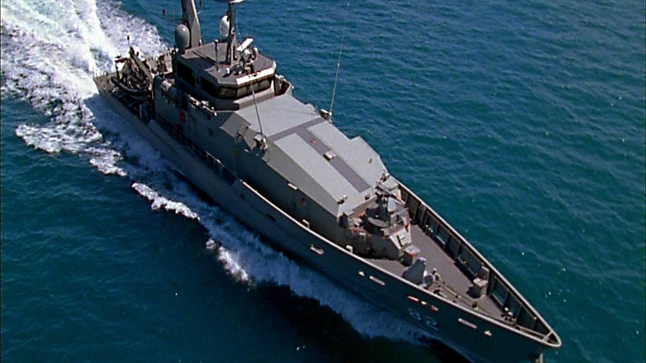 Сериал Морской патруль