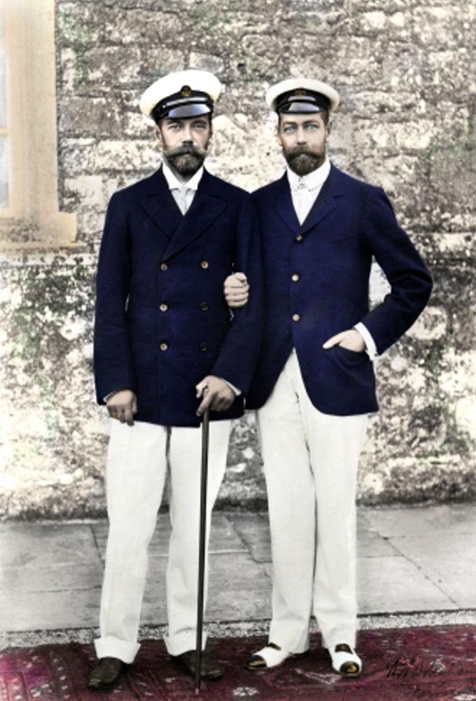 Сериал Royal Cousins at War