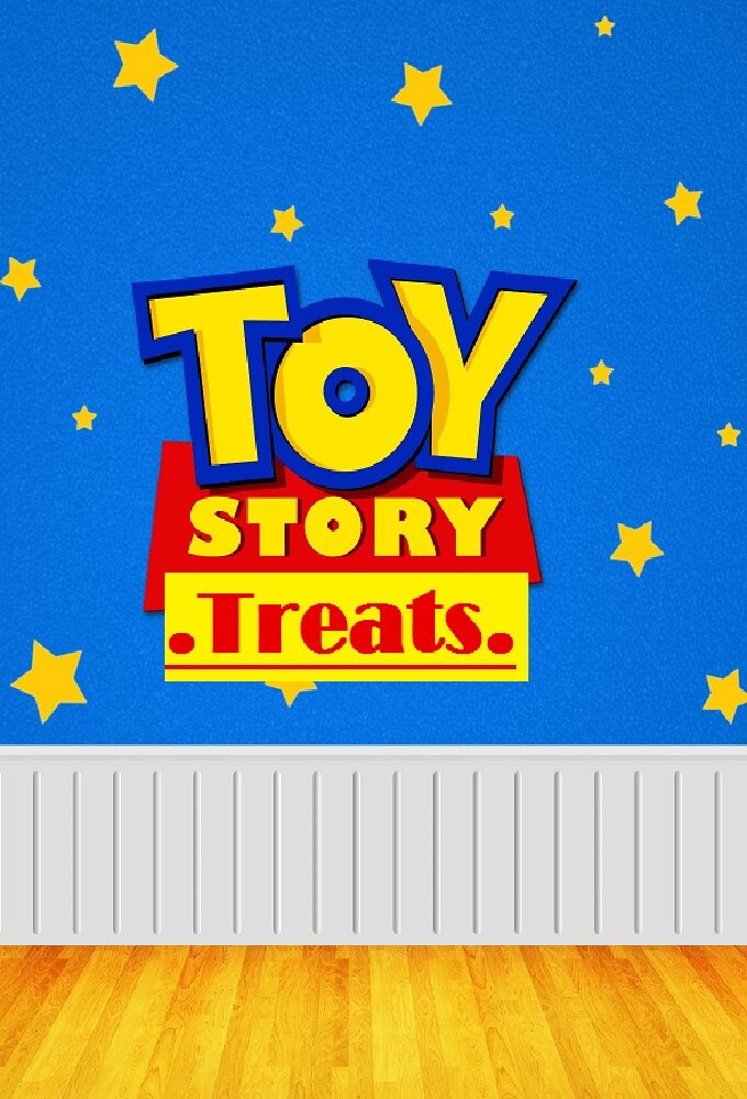 Сериал Toy Story Treats