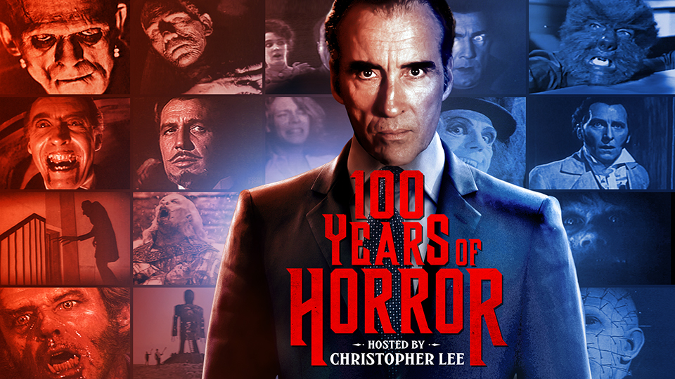 Show 100 Years of Horror