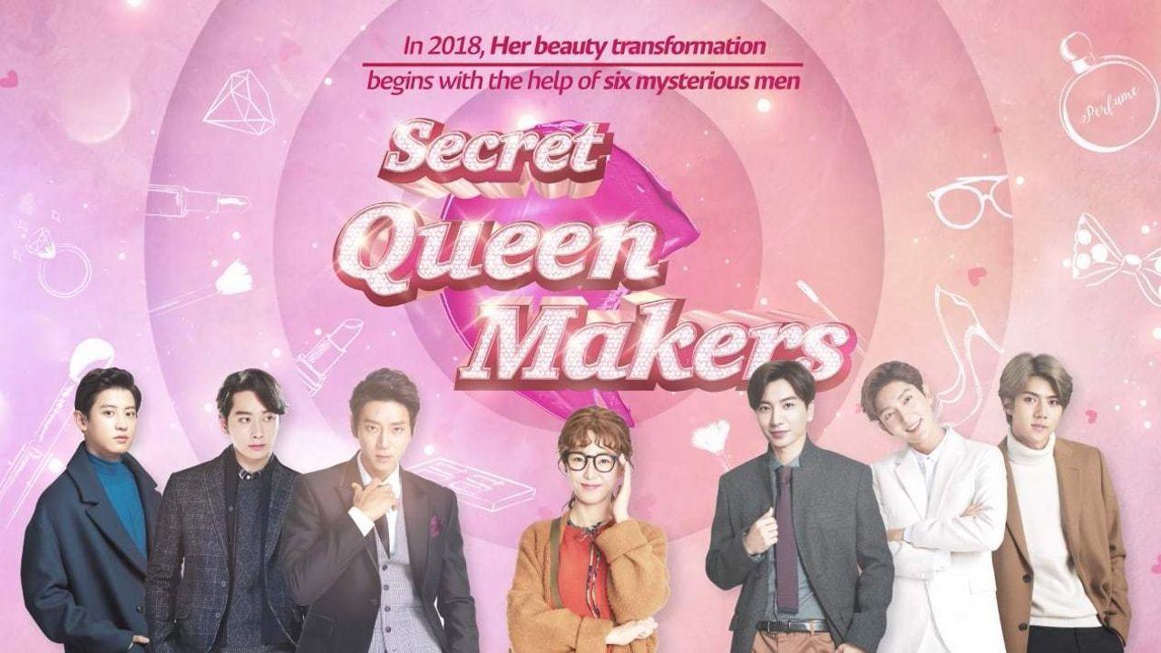 Show Тайные создатели королевы