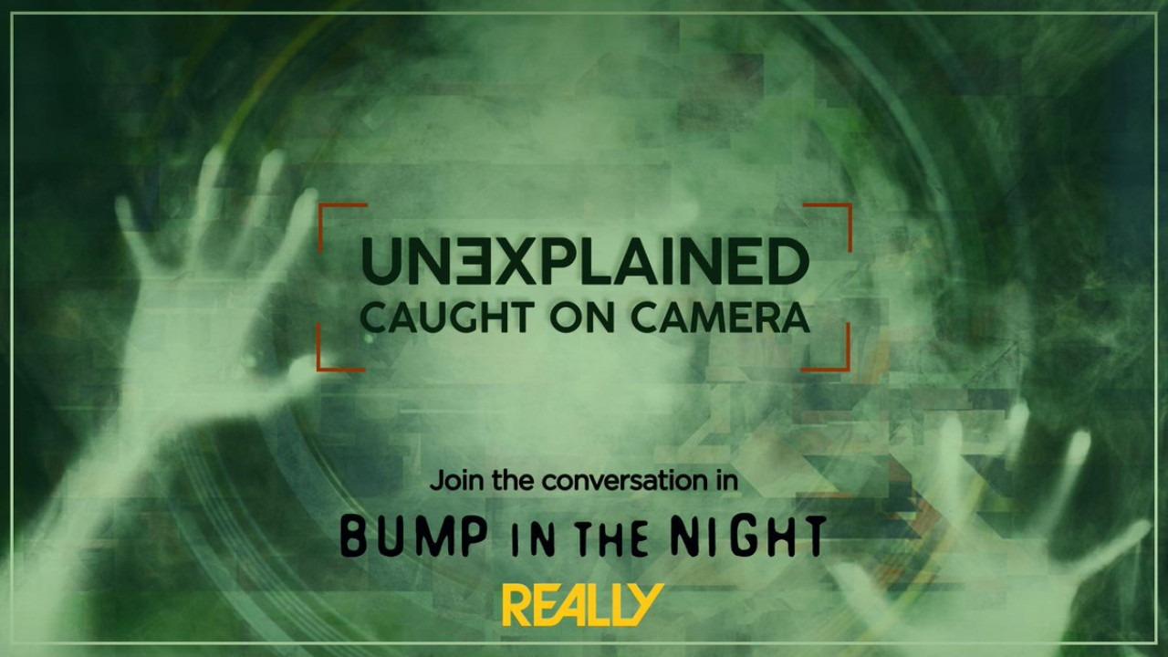 Сериал Unexplained: Caught on Camera