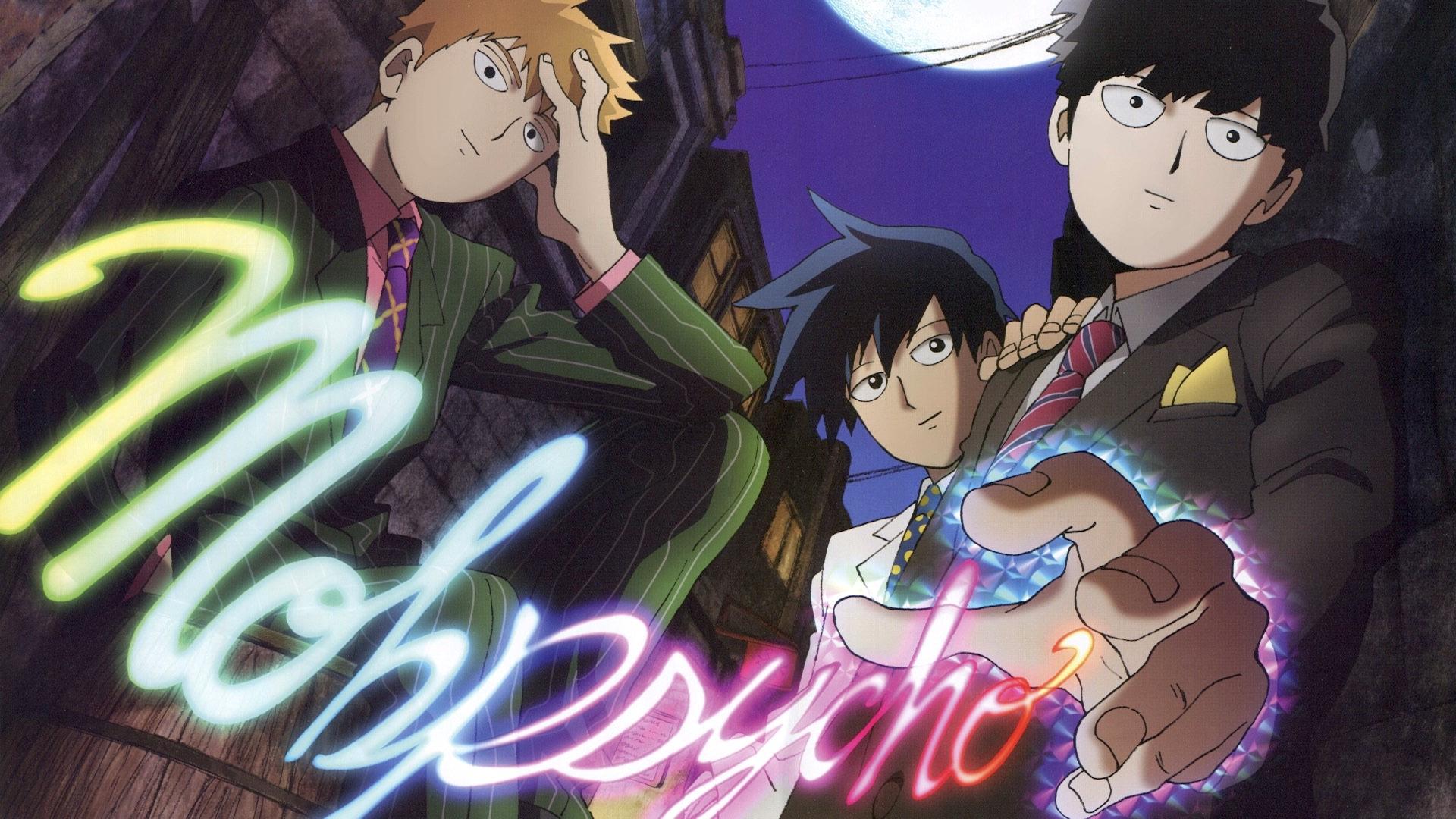 Anime Mob Psycho 100