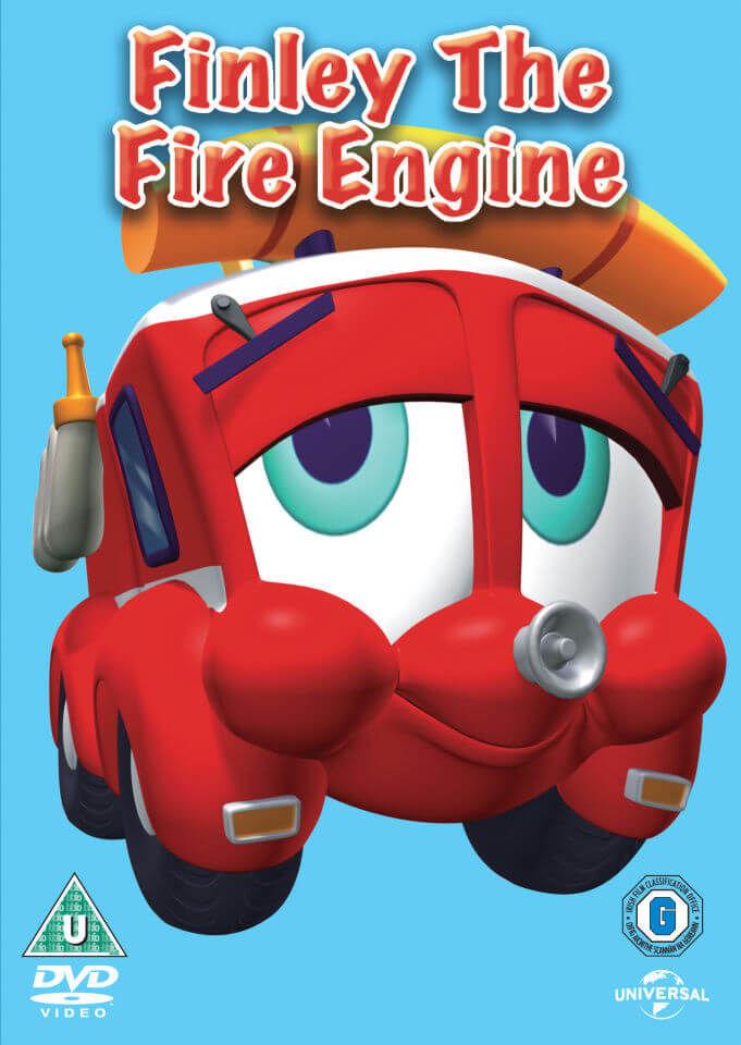 Сериал Finley the Fire Engine