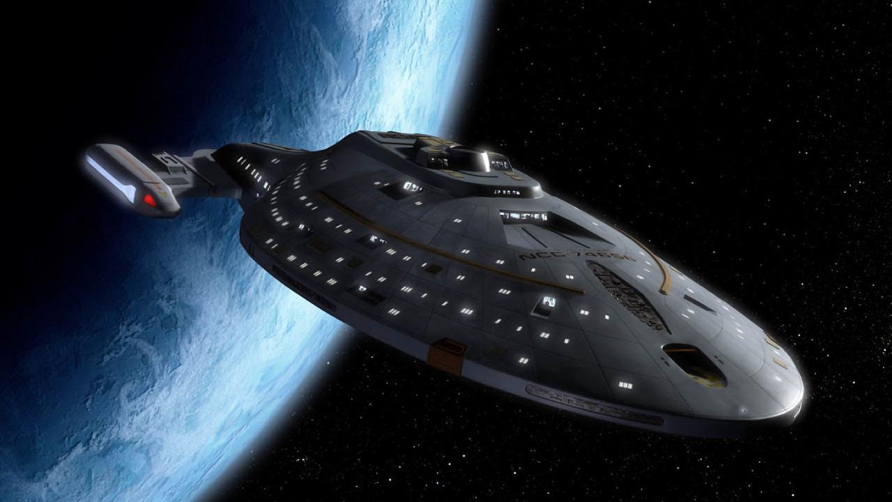 Show Star Trek: Voyager