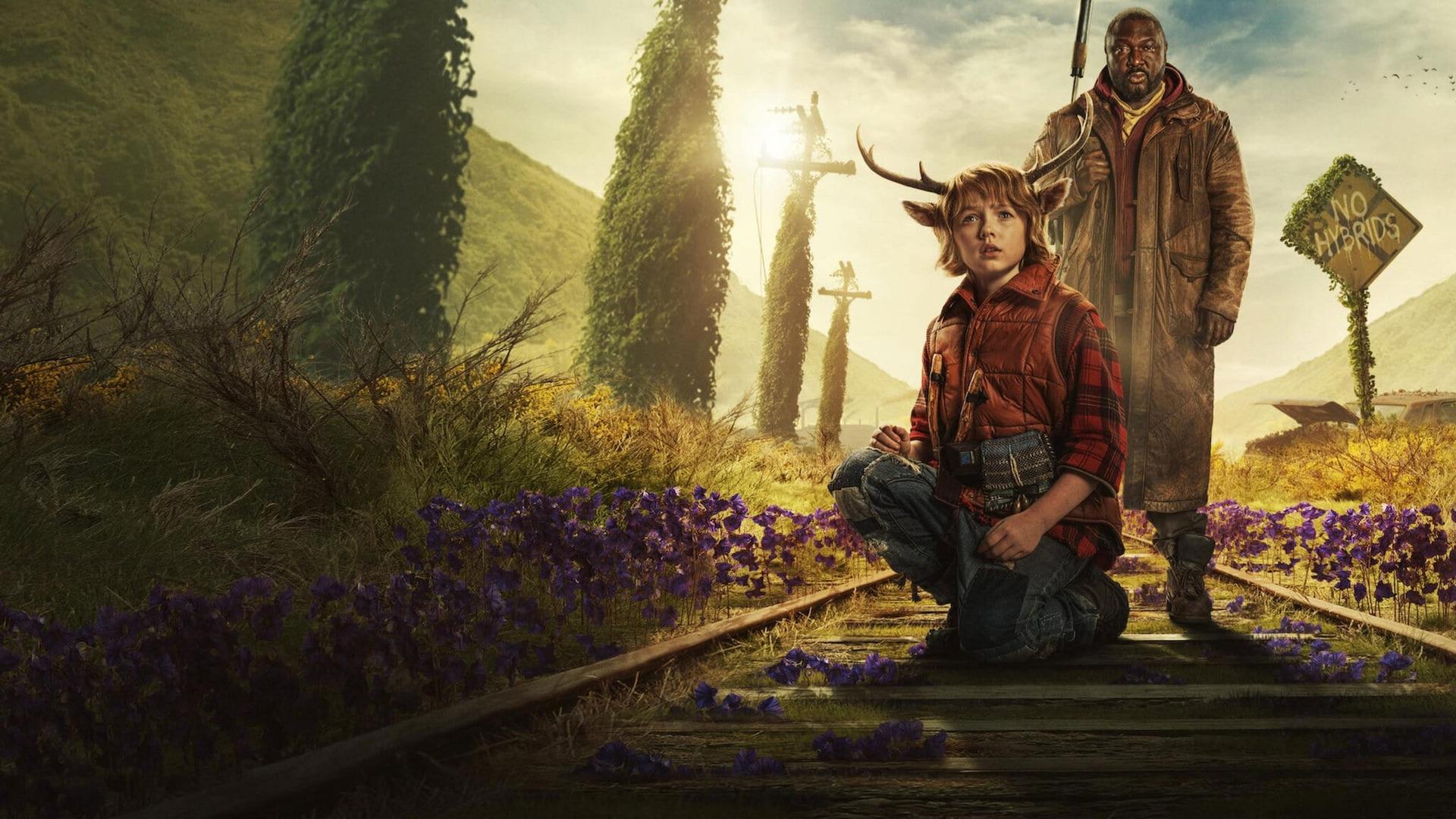 Сериал Мальчик с оленьими рогами