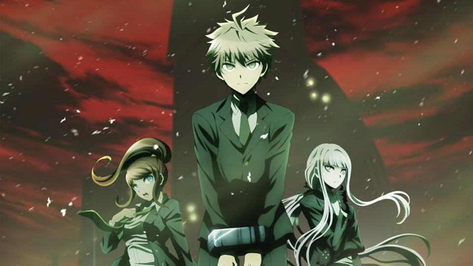 Anime Danganronpa 3: The End of Kibougamine Gakuen - Mirai Hen
