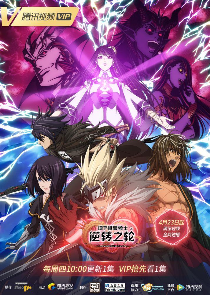 Anime Reversal of Fate