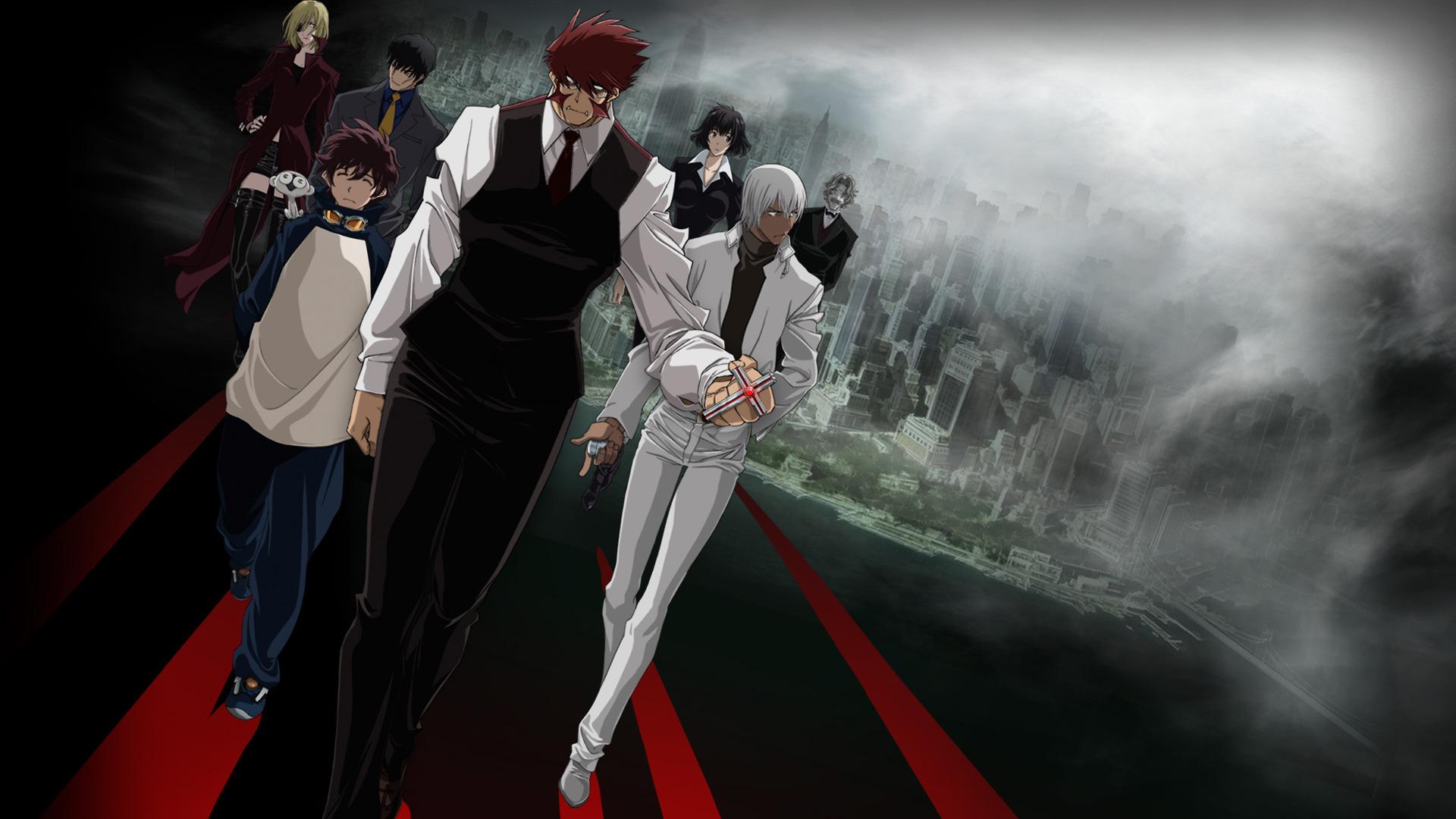 Anime Kekkai Sensen